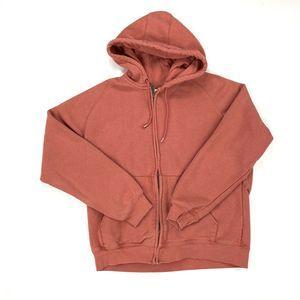Carhartt Zip Up Hoodie Sweatshirt